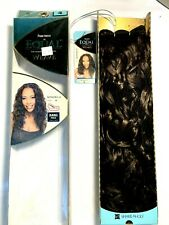 Synthetic Hair Extensions By Freetress, Style Sephora, Color #4, New In Box