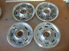 "1971 71 1972 72 73 Mercury Cougar Hubcap Rim Wheel Cover Hub Cap 14"" OEM 693 XR7"