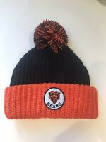 CHICAGO BEARS DA BEARS DITKA Winter Ski Knit Cap Hat NEW Retro Throwback NEW