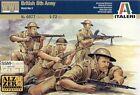 Italeri 1/72 2ND GUERRE MONDIALE Britannique 8ème Armée # 6077