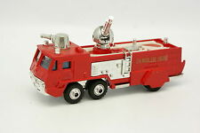 Shinsei Mini Power 1/78 - Camion Chemical Fire Engine Lance Mousse Pompiers