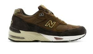 New Balance 991 Brown Sneakers for Men for Sale   Authenticity ...