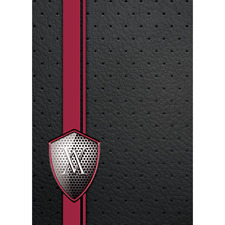 Red Verve Deck Playing Cards from Murphy's Magic