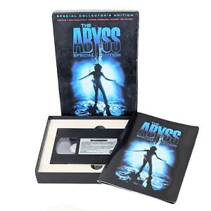 The Abyss Special Edition - VHS - Special Collector's Edition - Video Tape