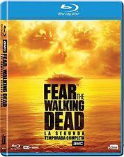 FEAR THE WALKING DEAD BLU RAY SEGUNDA TEMPORADA COMPLETA 2ª NUEVO ( SIN ABRIR )