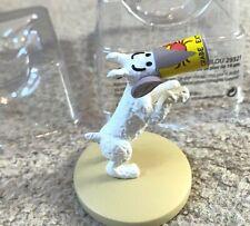 Tintin Figurines Officielle # 19 Snow & Crab Tin Herge model Moulinsart Figure