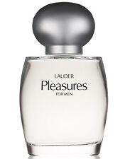 Pleasures Cologne For Men by Estee Lauder - 1.7 oz Cologne Spray - New/Unused