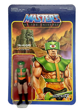 "MOTU MASTERS OF THE UNIVERSE TRI-KLOPS 3,75"" / SUPER 7 / MOC"