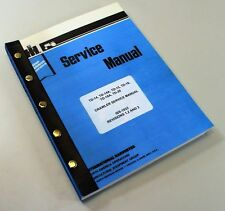 INTERNATIONAL TD15 150 151 CRAWLER DOZER TRACTOR SERVICE REPAIR SHOP MANUAL