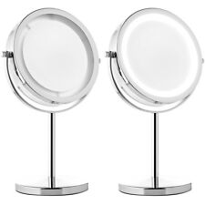 Kosmetikspiegel LED 10fach Schminkspiegel Spiegel Badspiegel Rasierspiegel Licht