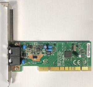 PCI modem card E87711 S - Conexant Systems CN-0C3776 RD01-D850