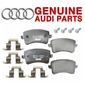 2013 2014 2015 2016 Fit Audi Q5 Front /& Rear Ceramic Brake Pads