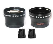 37mm Lens Set For Olympus PEN E-PM1 E-PM2 E-P1 E-P2 E-P3 E-PL1 E-PL2 E-PL3 E-PL5