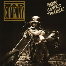 """BAD COMPANY: """"HERE COMES TROUBLE """" 1992 CD  BRIAN HOWE"""