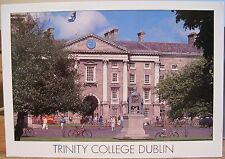 Irish Postcard TRINITY COLLEGE Dublin Insight Ireland Peter Zöller Zoller SP39