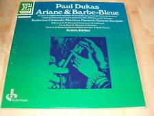 ERATO PAUL DUKAS ARIANE & BARBE-BLEUE 3 LP BOX 750693