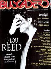 Buscadero 212 2000 Lou Reed Randy Newman Jackson Browne