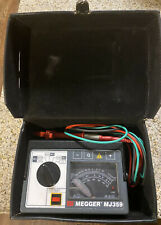 Megger Mj359 Insulation and Continuity Tester