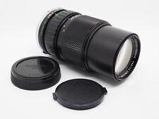 Olympus OM Zuiko Auto-Zoom Lens 75-150mm f/4 - Excellent