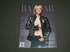 1998 DECEMBER HARPER'S BAZAAR MAGAZINE - MEG RYAN COVER - SP 4548