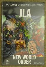 DC Comics Graphic Novel Collection  - JLA: New World Order Book