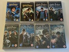 Harry Potter UMD Movies on PSP 1-8 FREE SHIPPING WORLDWIDE UK Release!