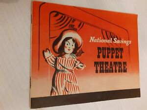 National Savings - Puppet Theatre - Paperback