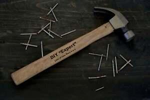 Personalised Laser Engraved Hammer