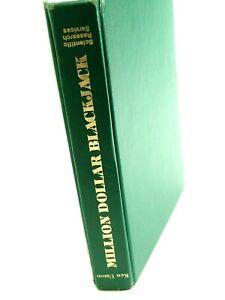 Million Dollar Blackjack by Ken Uston Hardcover 1981