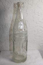 1952 Shreveport LA Vintage Delaware Punch Orange Crush Bottling Co Soda Bottle