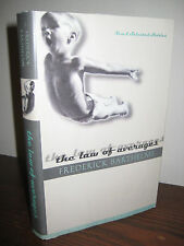1st/1st Printing LAW OF AVERAGES Frederick Barthelme NEW & SELECTED Stories