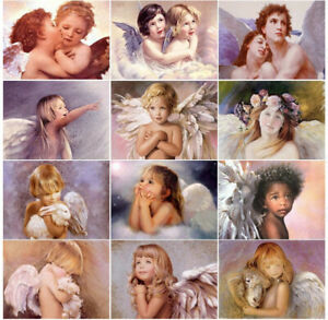Little Angel Full Drill 5D DIY Diamond Painting Embroidery Cross Stitch Kit Home