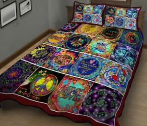 Hippie Quilt Bed SetDA273