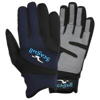 NEOPRENE SAILING GLOVES STOP WATCH WINTER SAILING GLOVE AMARA FULL FINGER XS-XXL