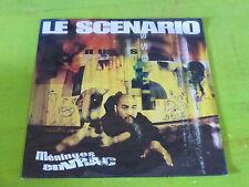Le Scenario – Méninges En Vrac!!!!! RARE DOUBLE LP!!!!!!HIP HOP - RAP FRANCAIS