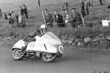 DKW 350 RM two stroke racer Cecil Sandford 1956 Ulster Grand Prix motorcycle
