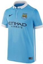 OFFICIAL MANCHESTER CITY HOME JERSEY Size Mens 2XL