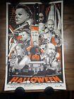 """Halloween"" By Tyler Stout Art Print Poster Regular Timed Edition Mondo GMA"