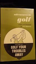 Adventures in Golf by Don Herold 1965 HCDJ First Edition