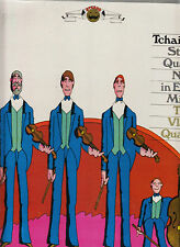 TCHAIKOVSKY STRING QUARTET #3-VLACH QUARTET-CROSSROADS 1967-CLASSIC-SEALED MINT