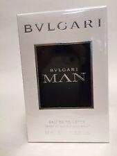 BVLGARI MAN By BULGARI MEN Cologne 1.0 OZ 30 ML EDT SPRAY NEW IN SEALED BOX
