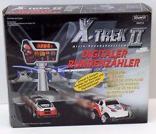 X-TREK II 2 Micro courses système numérique ruzndenzähler 80015 Silverlit-Neuf