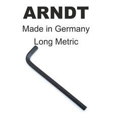 Allen Key Hex Key 15mm 15 mm LONG Arm Alen Allan Alan Key Keys ARNDT 911-L
