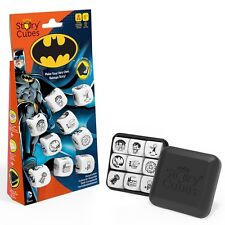 Batman Rory's Story Cubes - Story Telling Gotham City Dice Game