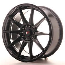 Japan Racing JR11 Alloy Wheel 18x8.5 - 4x108 / 4x114.3 - ET30 - Black