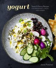 Yogurt: Sweet and Savory Recipes for Breakfast, Lunch, and Dinner-ExLibrary