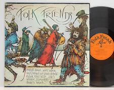 Folk Friends      DoLp       Folkfreak       DoLP    NM # Q