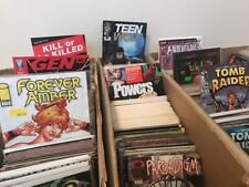 Lot of 50 Copper/Modern Age IMAGE WILDSTORM TOP COW Comic Books! NO DUPS!