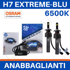 2x Lampade Led H7 Extreme Blu 6500K Anabbaglianti Citroen C4 Picasso 2006-2013
