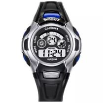 Digital Sport Wrist Watch Colour Changing Led Light Date Alarm Men's, Boy's Gift